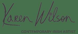 Karen Wilson Art Logo