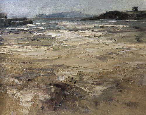 Loughshinny Low Tide