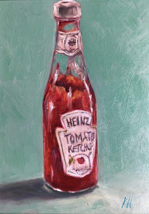 tomato sauce by Karen Wilson
