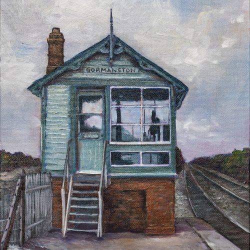 gormanston signal box