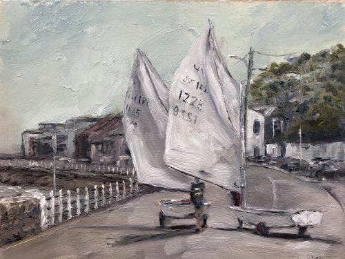 sailing club skerries harbour