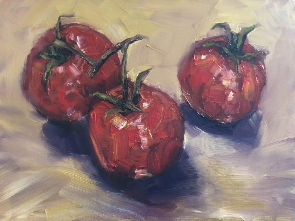 tomato by Karen Wilson