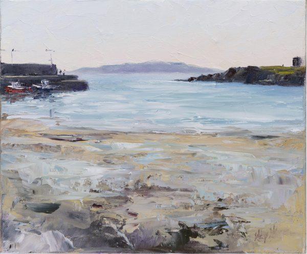 Low tide Loughshinny