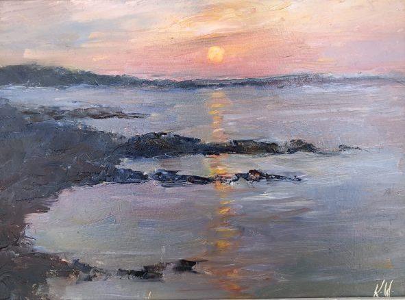 skerries sunset