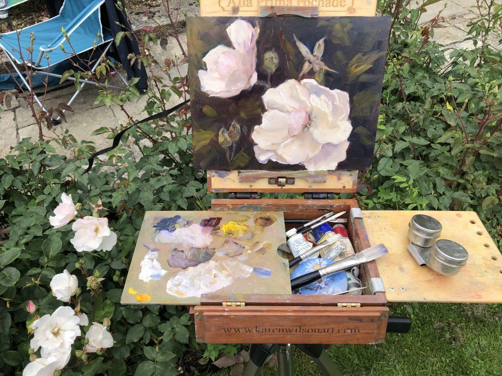 Farmleigh Rose Garden