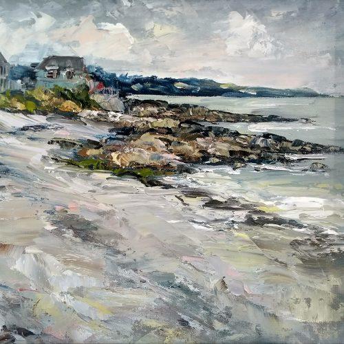 hoar rock beach